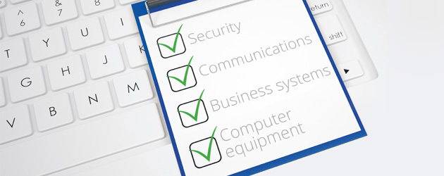 The IT Checklist for a New Business